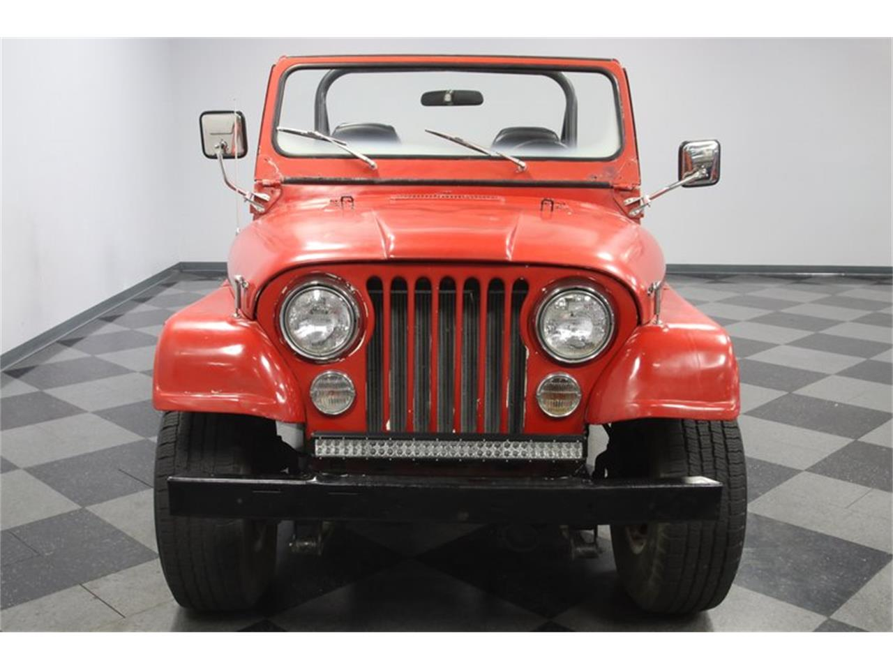 Large Picture of '79 CJ7 - Q3ZR