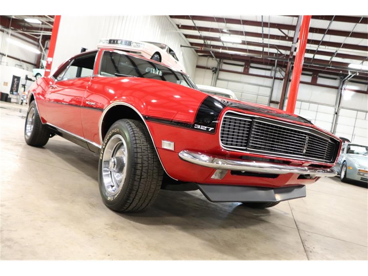 Large Picture of '68 Camaro - Q3ZW