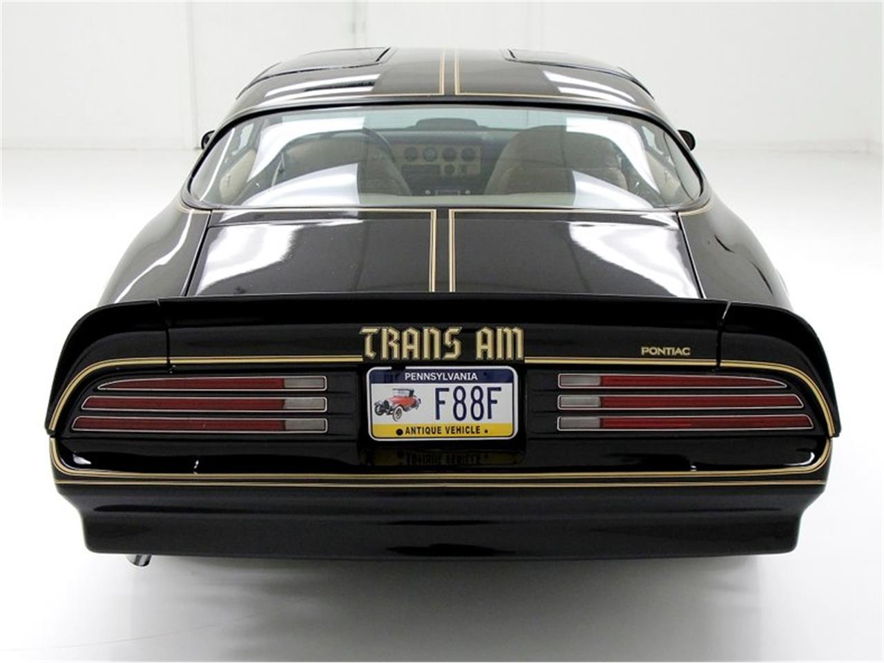 Large Picture of 1976 Pontiac Firebird Trans Am located in Morgantown Pennsylvania Offered by Classic Auto Mall - Q3ZX