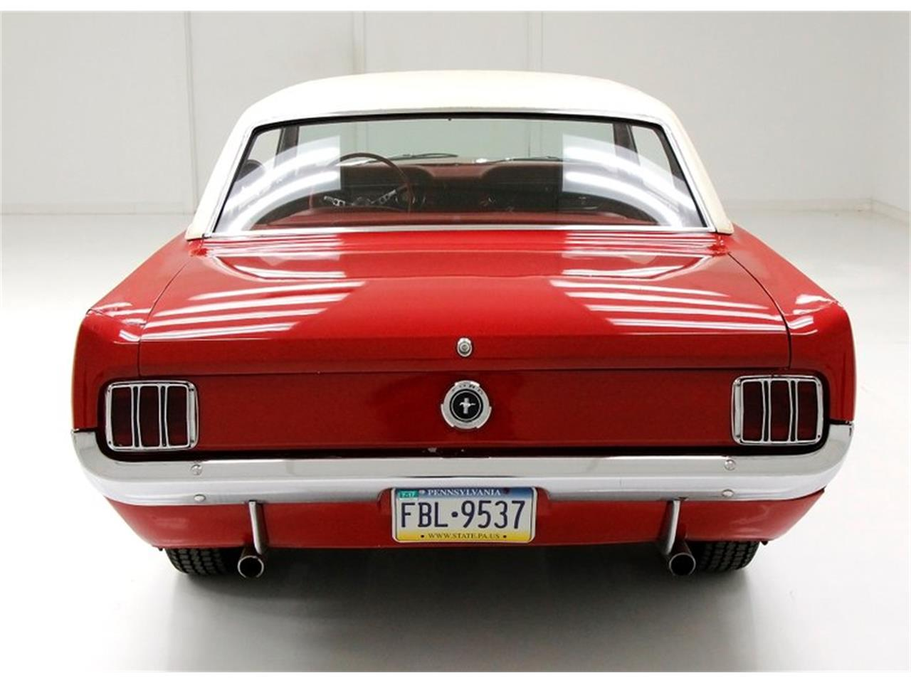 Large Picture of '65 Mustang - Q401