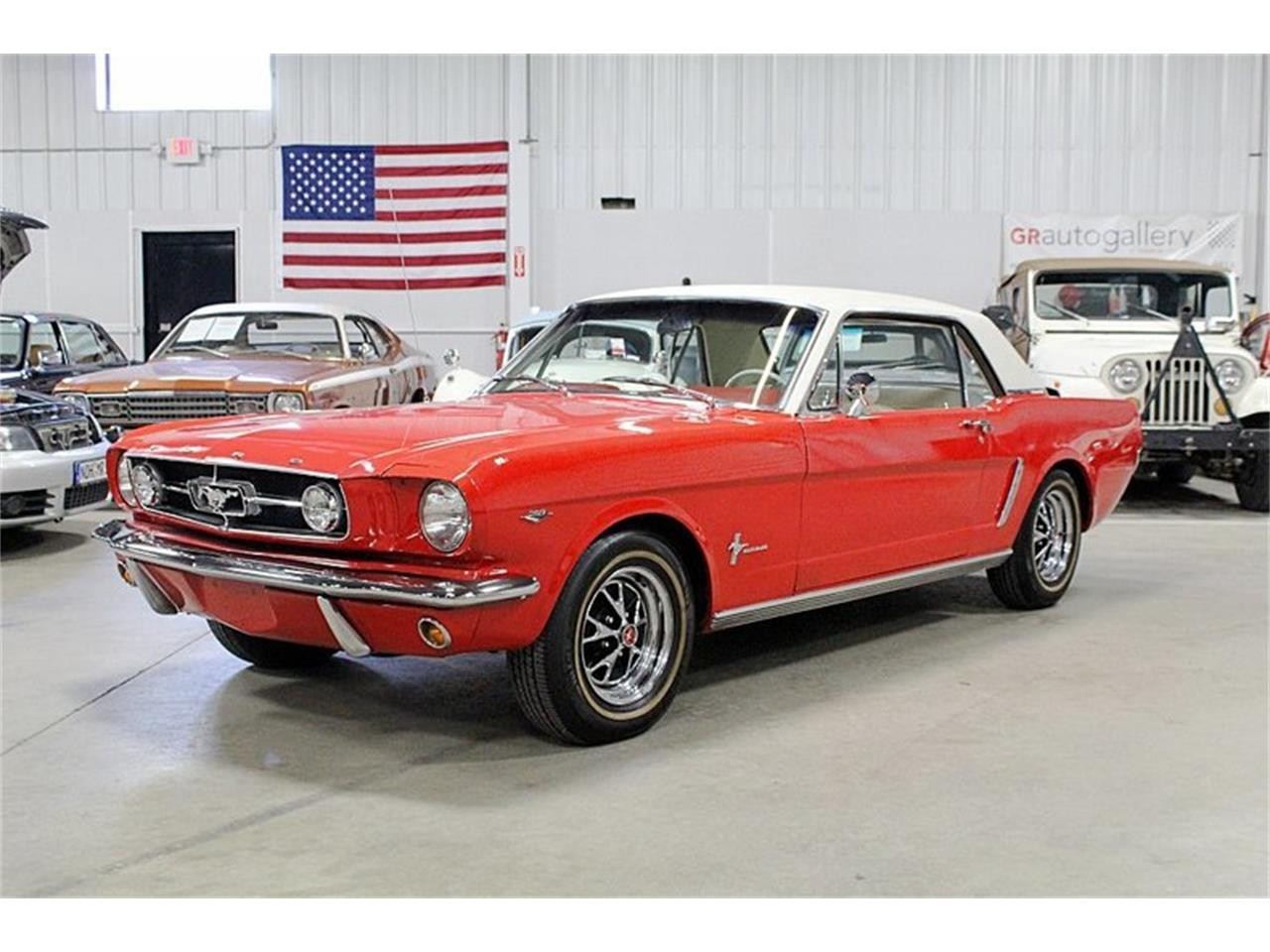 Large picture of classic 65 ford mustang 19900 00 offered by gr auto gallery