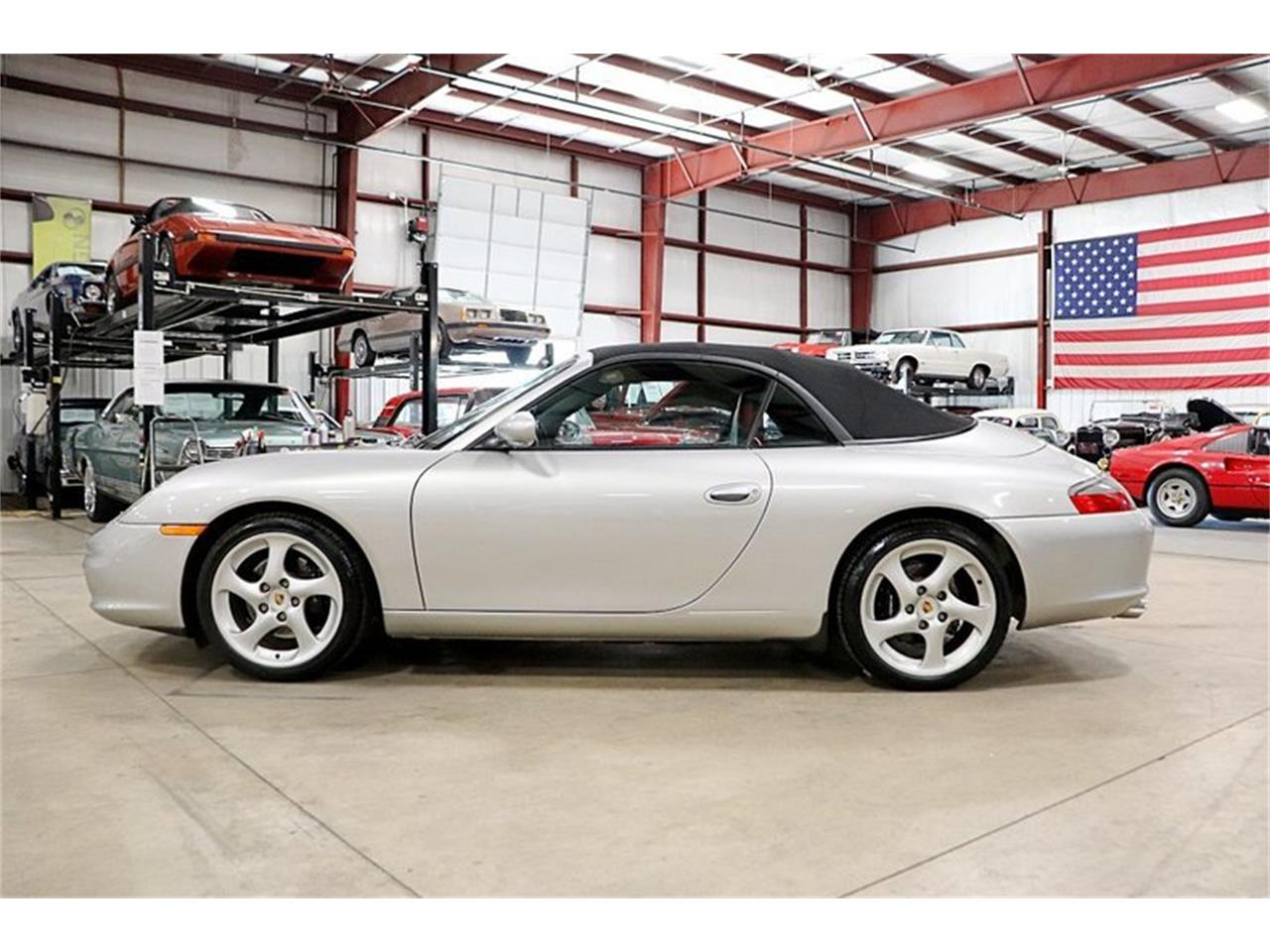 Large Picture of 2004 911 located in Michigan Offered by GR Auto Gallery - Q409