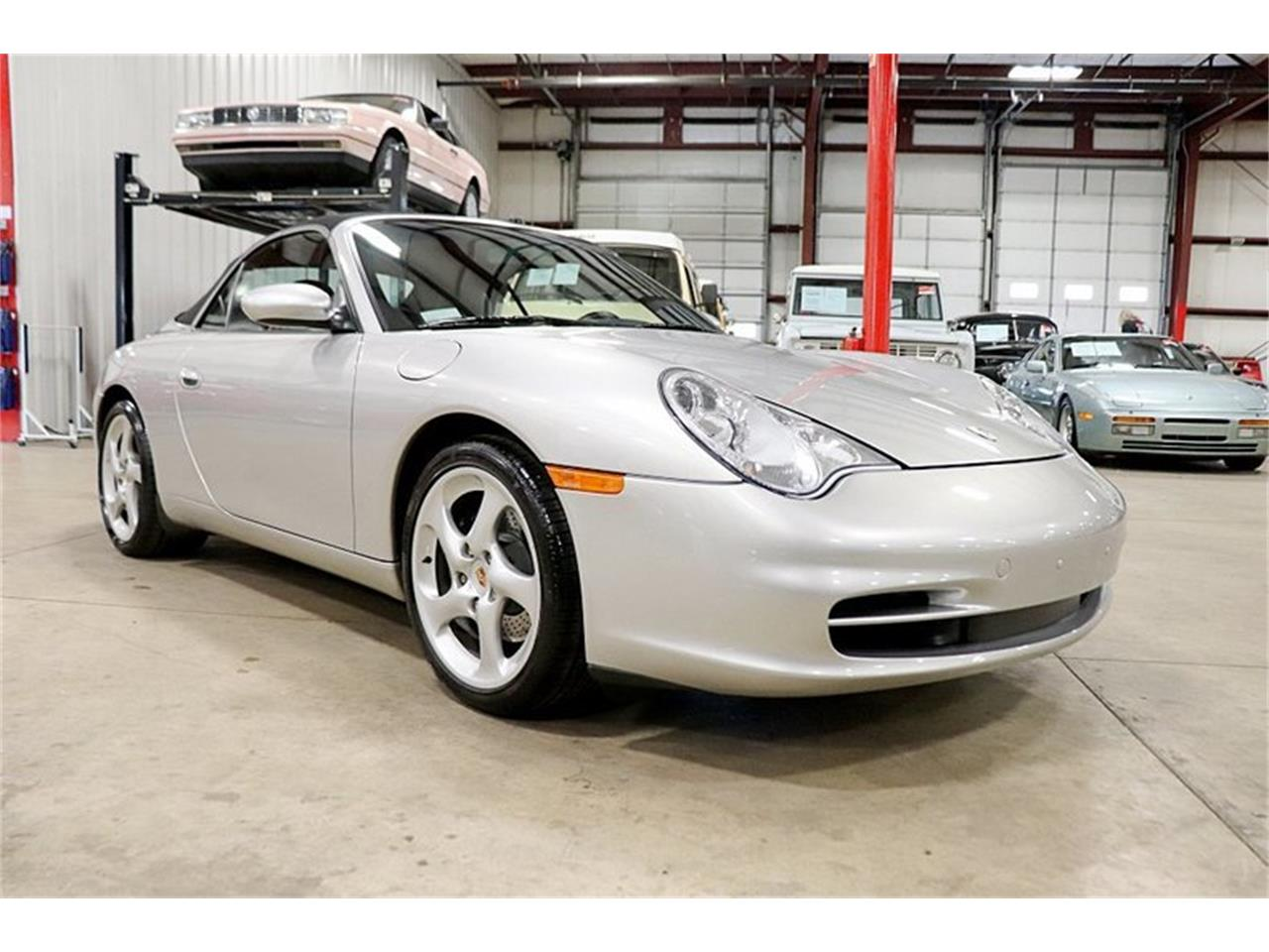 Large Picture of 2004 911 located in Kentwood Michigan Offered by GR Auto Gallery - Q409