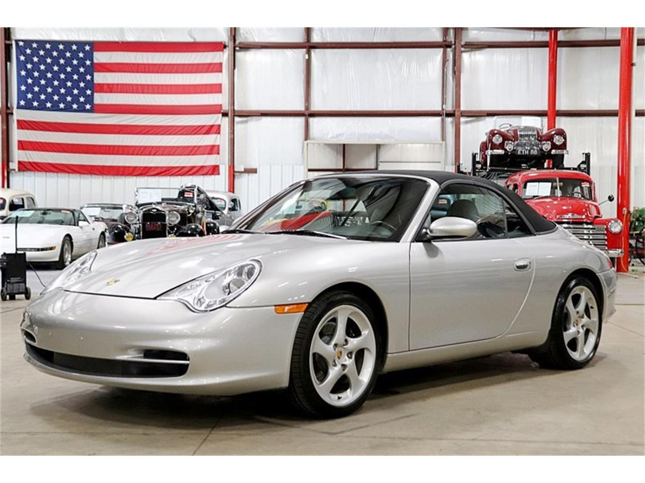 Large Picture of '04 911 located in Michigan Offered by GR Auto Gallery - Q409