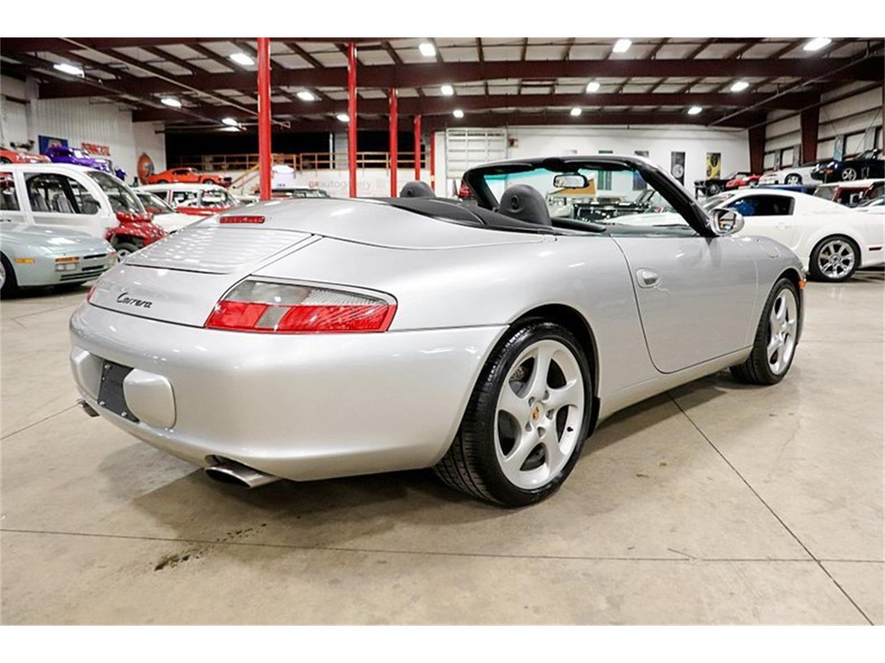 Large Picture of '04 Porsche 911 located in Kentwood Michigan - $36,900.00 Offered by GR Auto Gallery - Q409