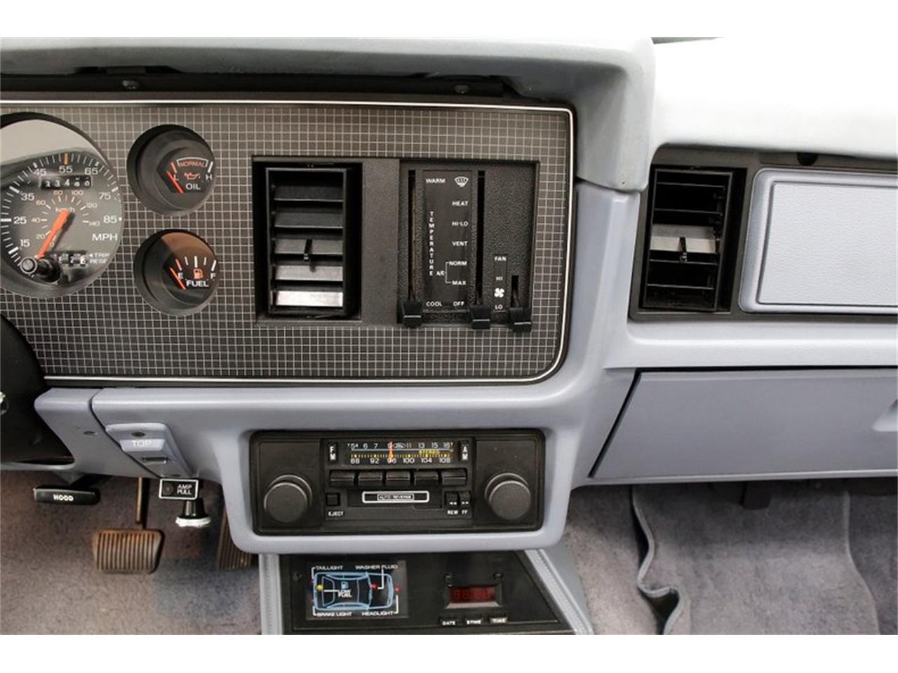 Large Picture of '84 Mustang - Q40A