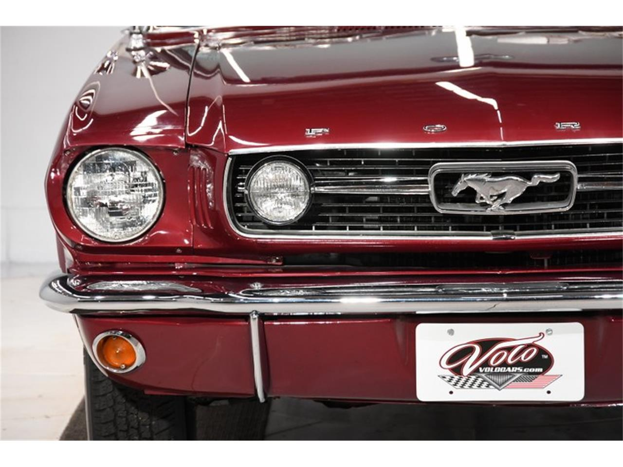 Large Picture of '66 Mustang - Q40H