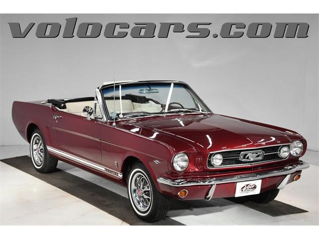 Picture of '66 Mustang - Q40H