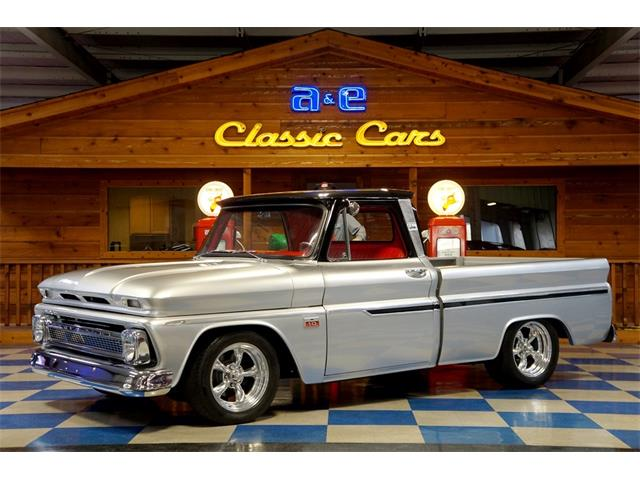 Picture of Classic '66 Chevrolet C10 - $39,900.00 Offered by  - PYA2