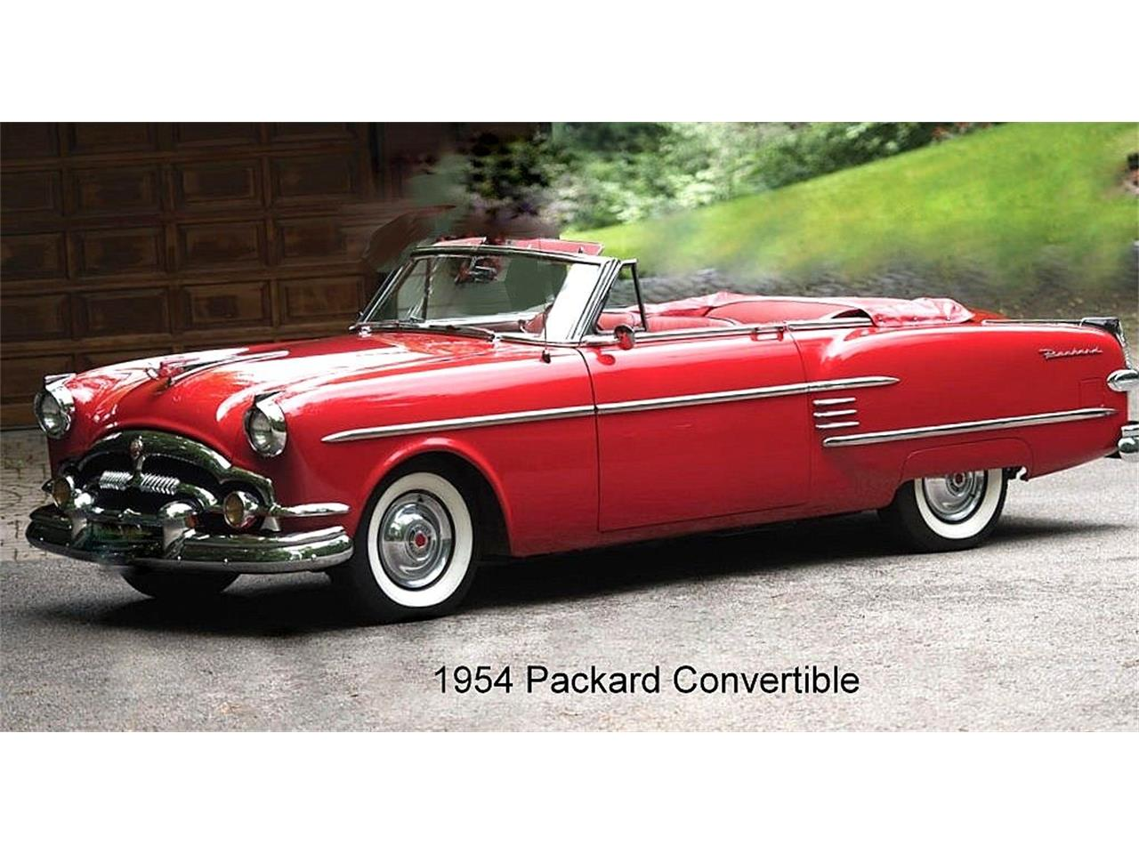 Large Picture of '54 Convertible - Q40K