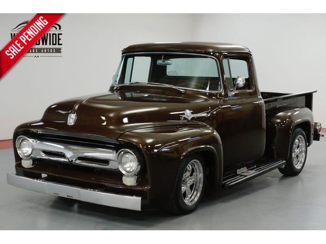 Picture of '56 F100 - Q40L