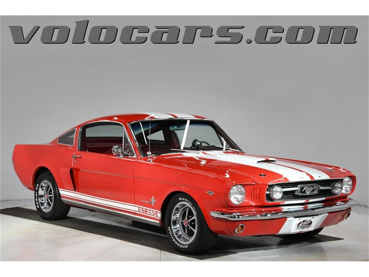 Large Picture of Classic '66 Ford Mustang located in Volo Illinois - $37,998.00 - Q40M