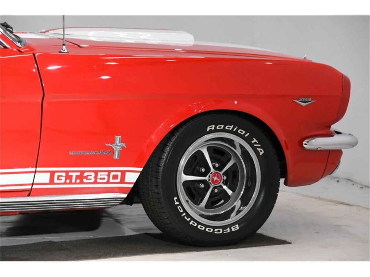 Large Picture of Classic '66 Mustang located in Volo Illinois - $37,998.00 Offered by Volo Auto Museum - Q40M