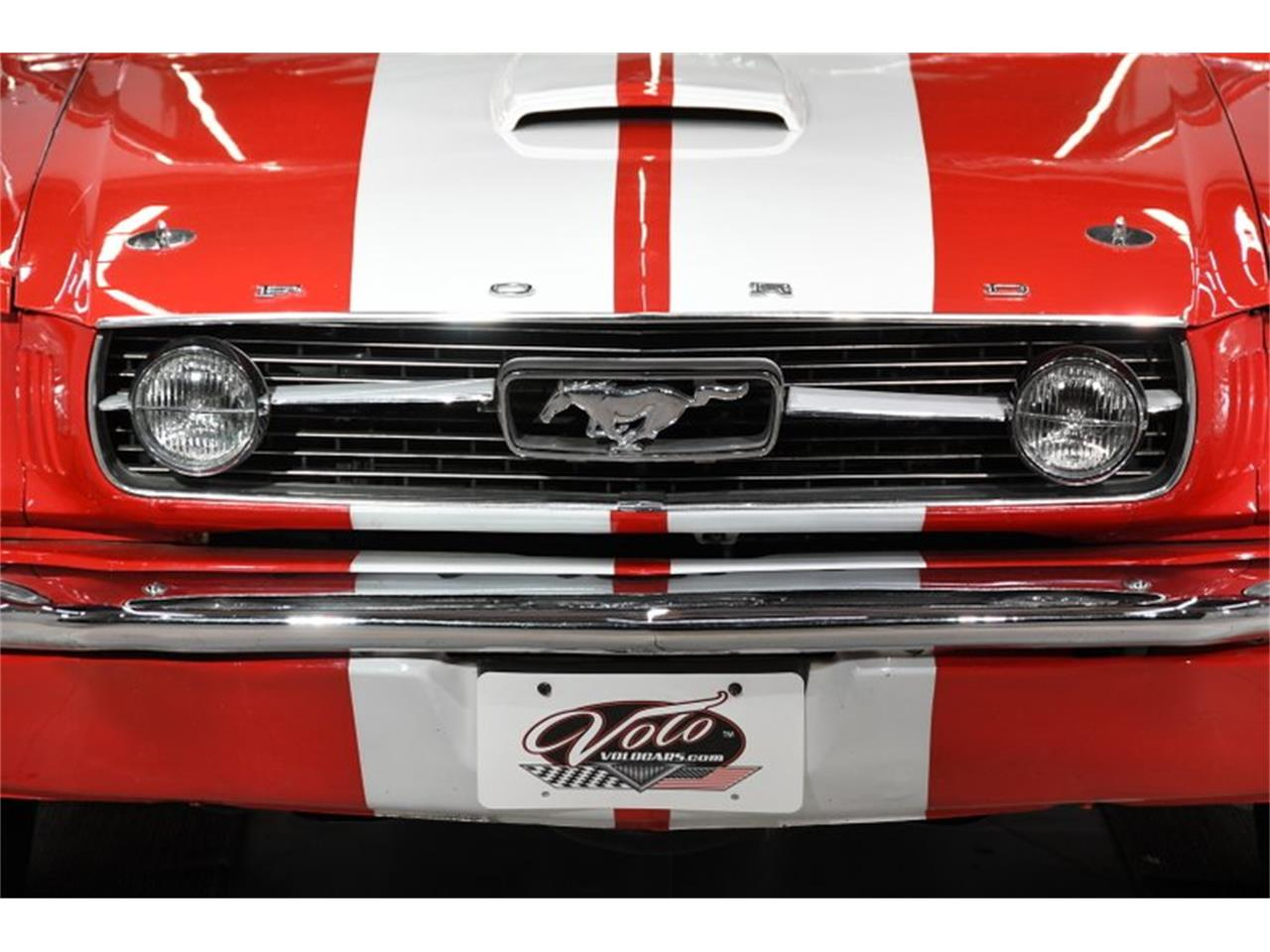 Large Picture of Classic '66 Mustang Offered by Volo Auto Museum - Q40M