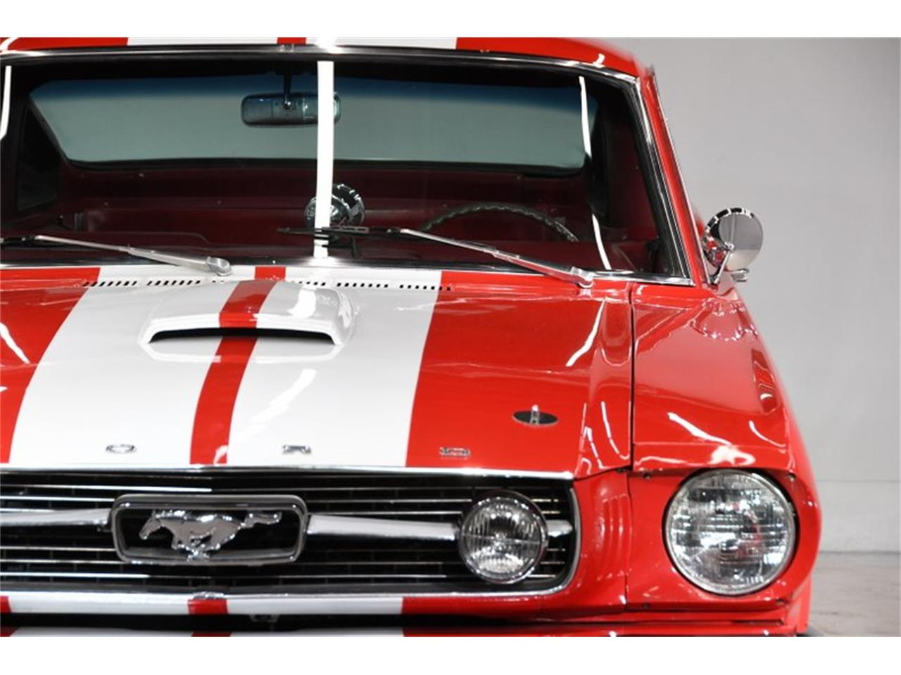 Large Picture of 1966 Ford Mustang located in Illinois - $37,998.00 Offered by Volo Auto Museum - Q40M