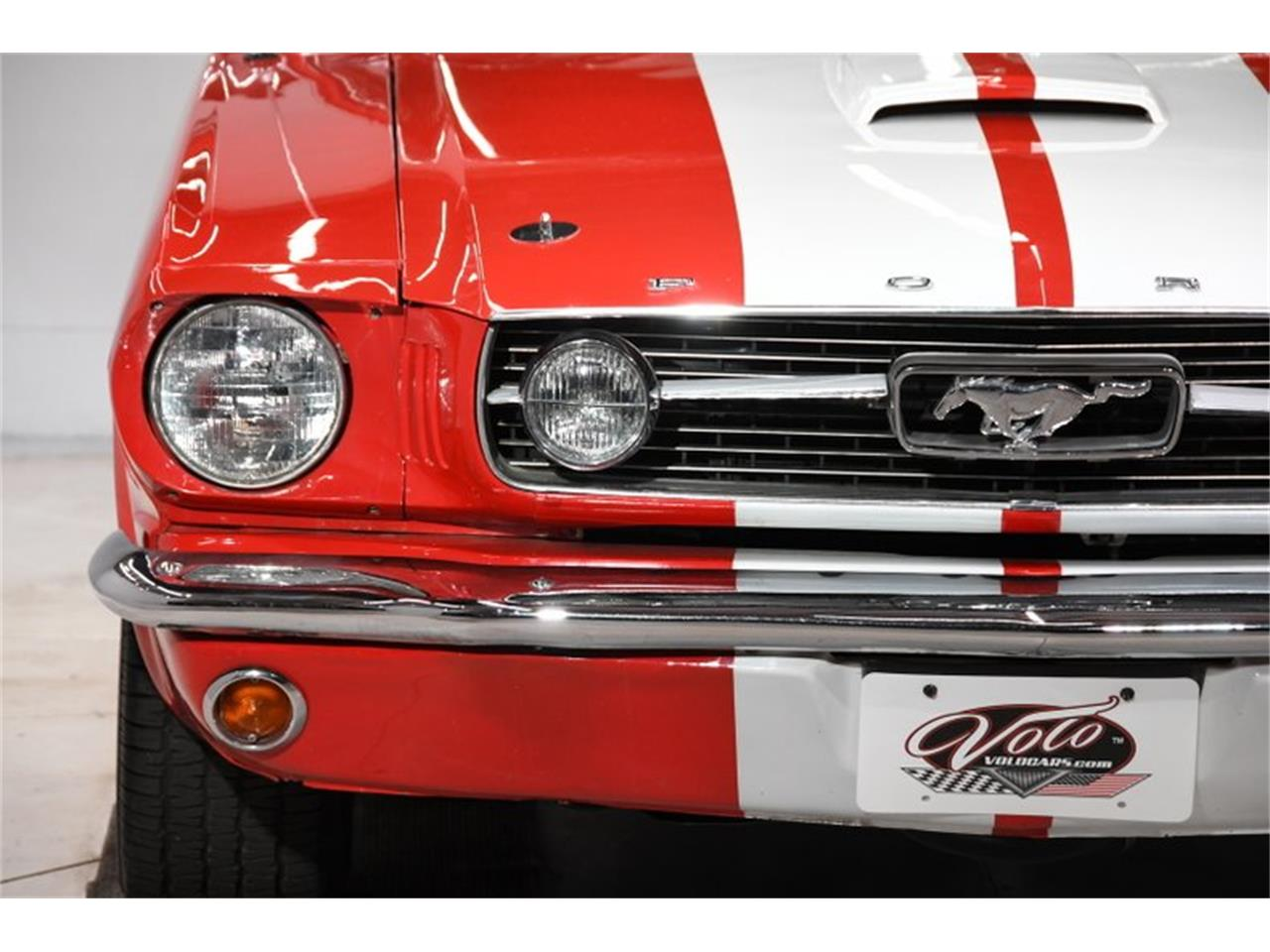 Large Picture of '66 Mustang - Q40M