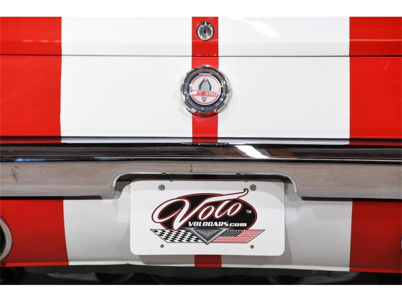 Large Picture of 1966 Ford Mustang Offered by Volo Auto Museum - Q40M