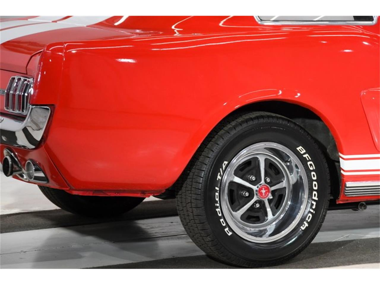 Large Picture of '66 Mustang located in Volo Illinois - $37,998.00 Offered by Volo Auto Museum - Q40M