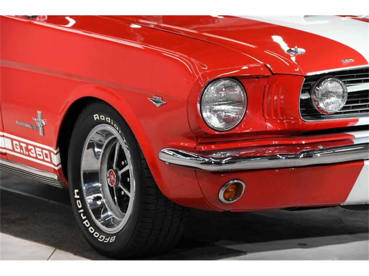 Large Picture of Classic '66 Mustang - Q40M