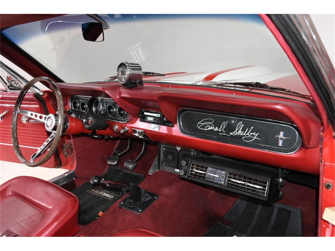 Large Picture of Classic 1966 Ford Mustang located in Illinois Offered by Volo Auto Museum - Q40M