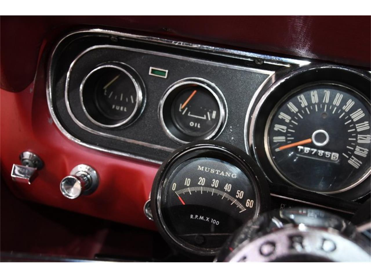 Large Picture of Classic 1966 Ford Mustang located in Volo Illinois - $37,998.00 - Q40M