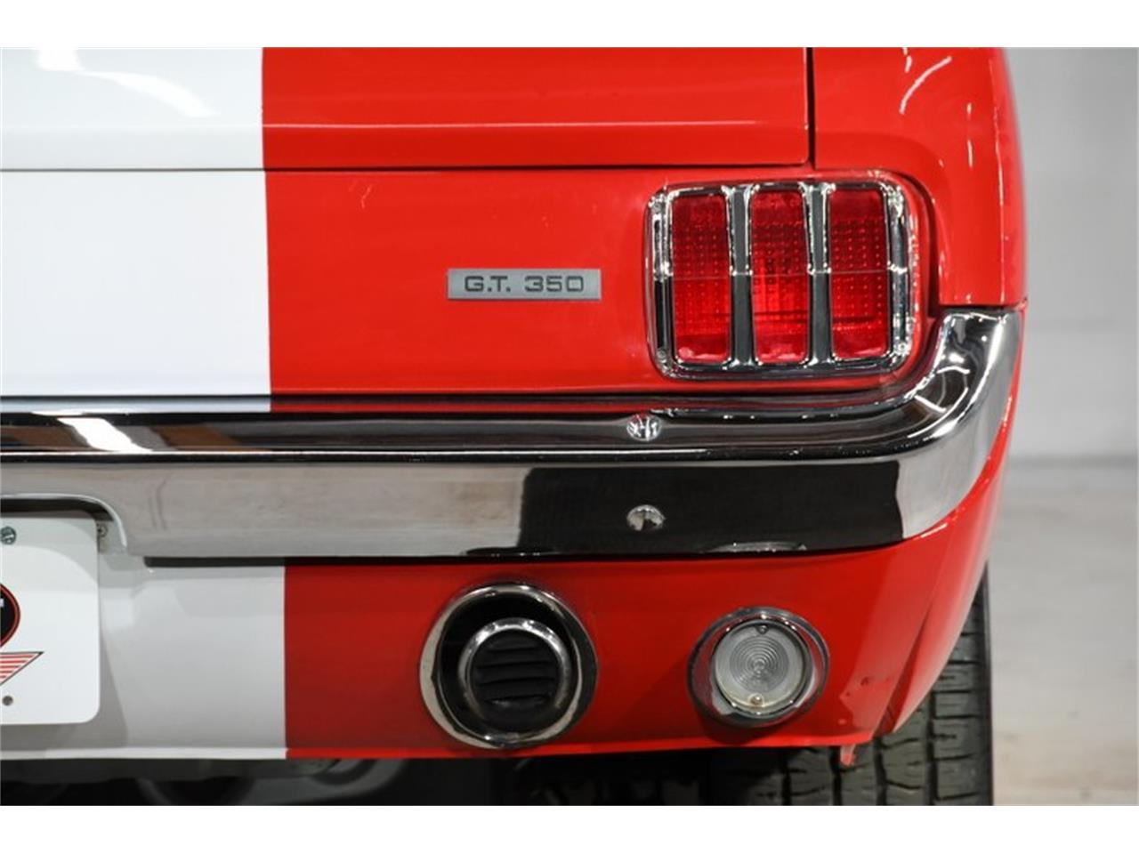Large Picture of Classic '66 Mustang located in Illinois - $37,998.00 Offered by Volo Auto Museum - Q40M