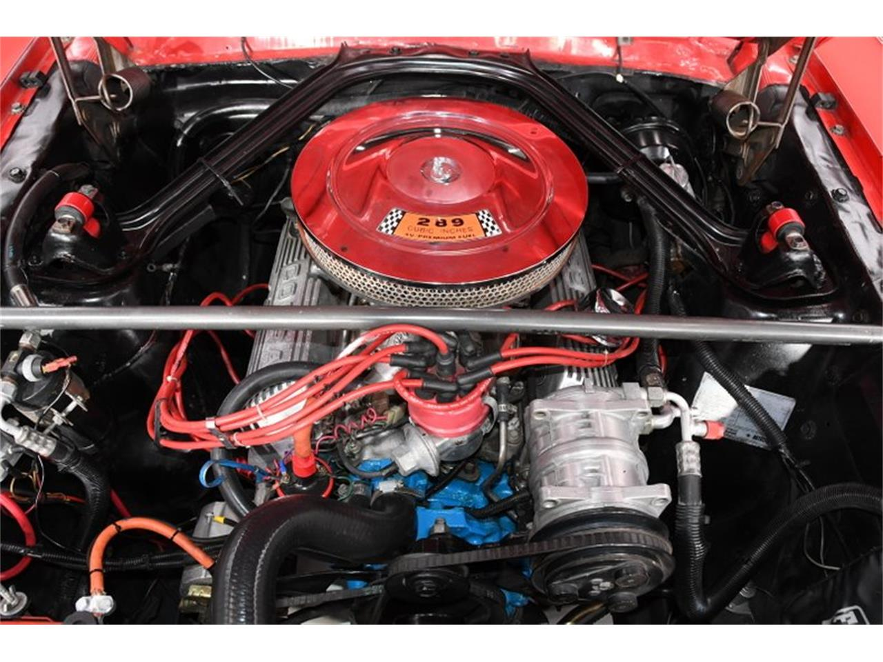 Large Picture of Classic '66 Ford Mustang located in Illinois - $37,998.00 Offered by Volo Auto Museum - Q40M