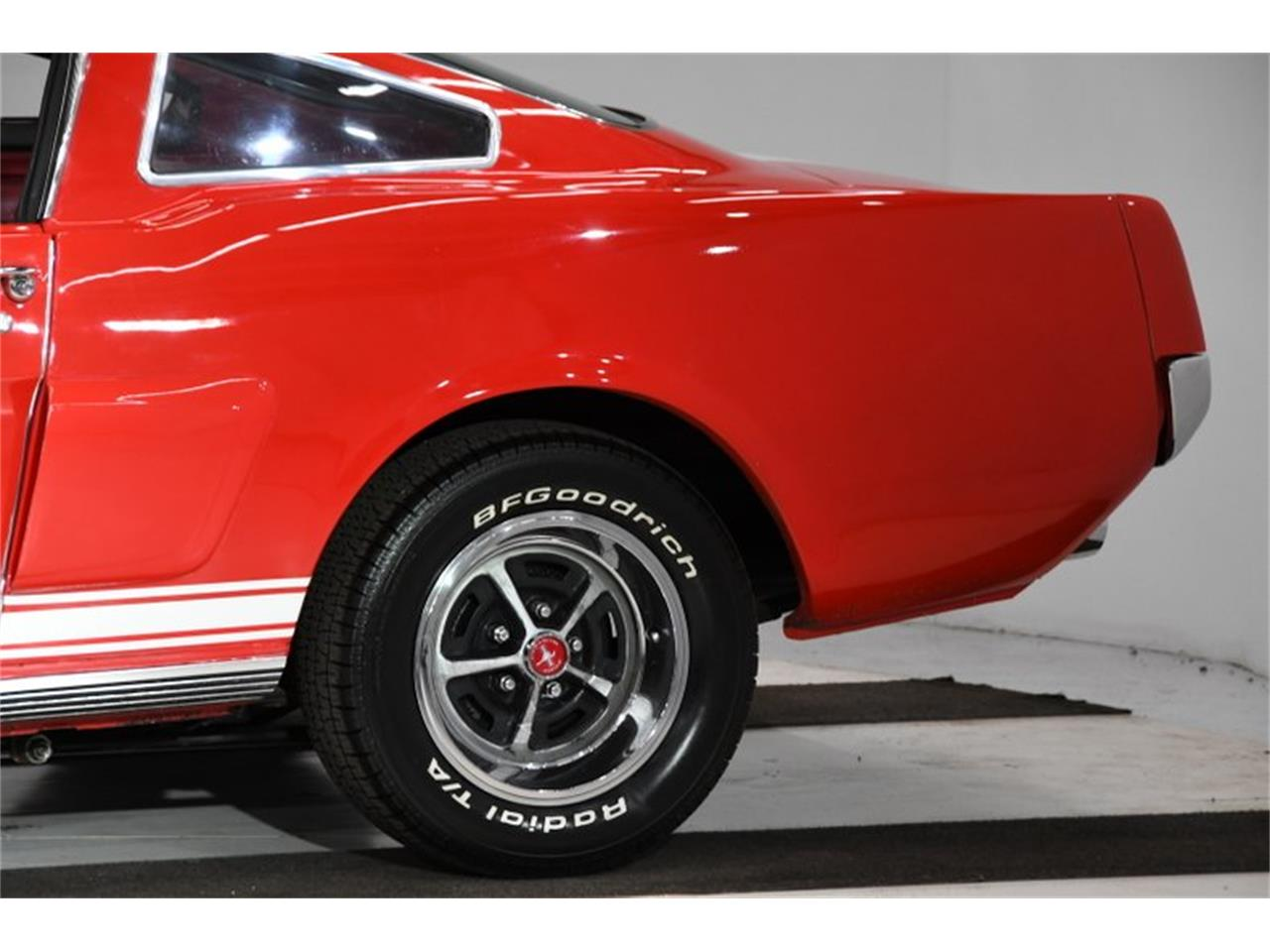 Large Picture of Classic 1966 Mustang located in Volo Illinois - $37,998.00 Offered by Volo Auto Museum - Q40M