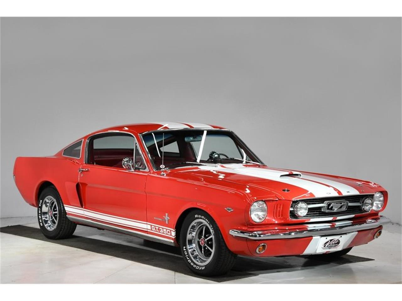 Large Picture of Classic 1966 Ford Mustang Offered by Volo Auto Museum - Q40M