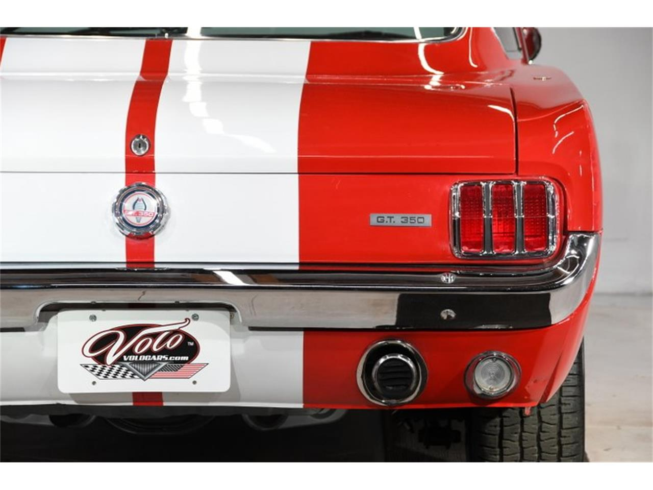 Large Picture of '66 Ford Mustang Offered by Volo Auto Museum - Q40M