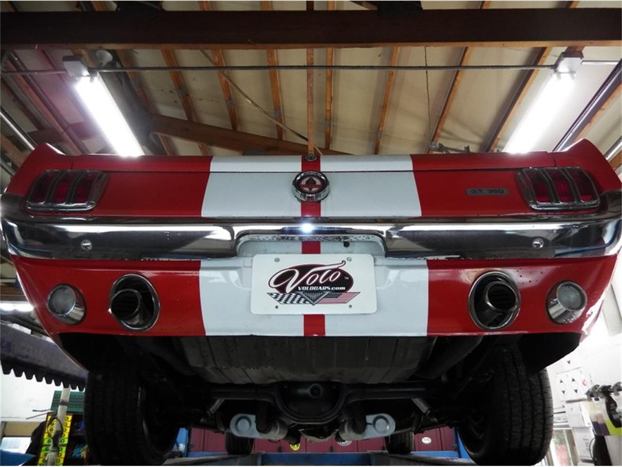 Large Picture of Classic 1966 Ford Mustang located in Illinois - $37,998.00 Offered by Volo Auto Museum - Q40M