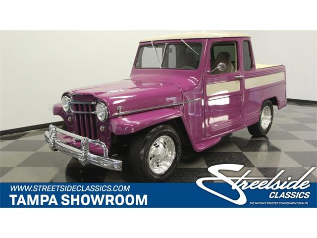 Picture of Classic '50 Pickup Offered by  - Q40P