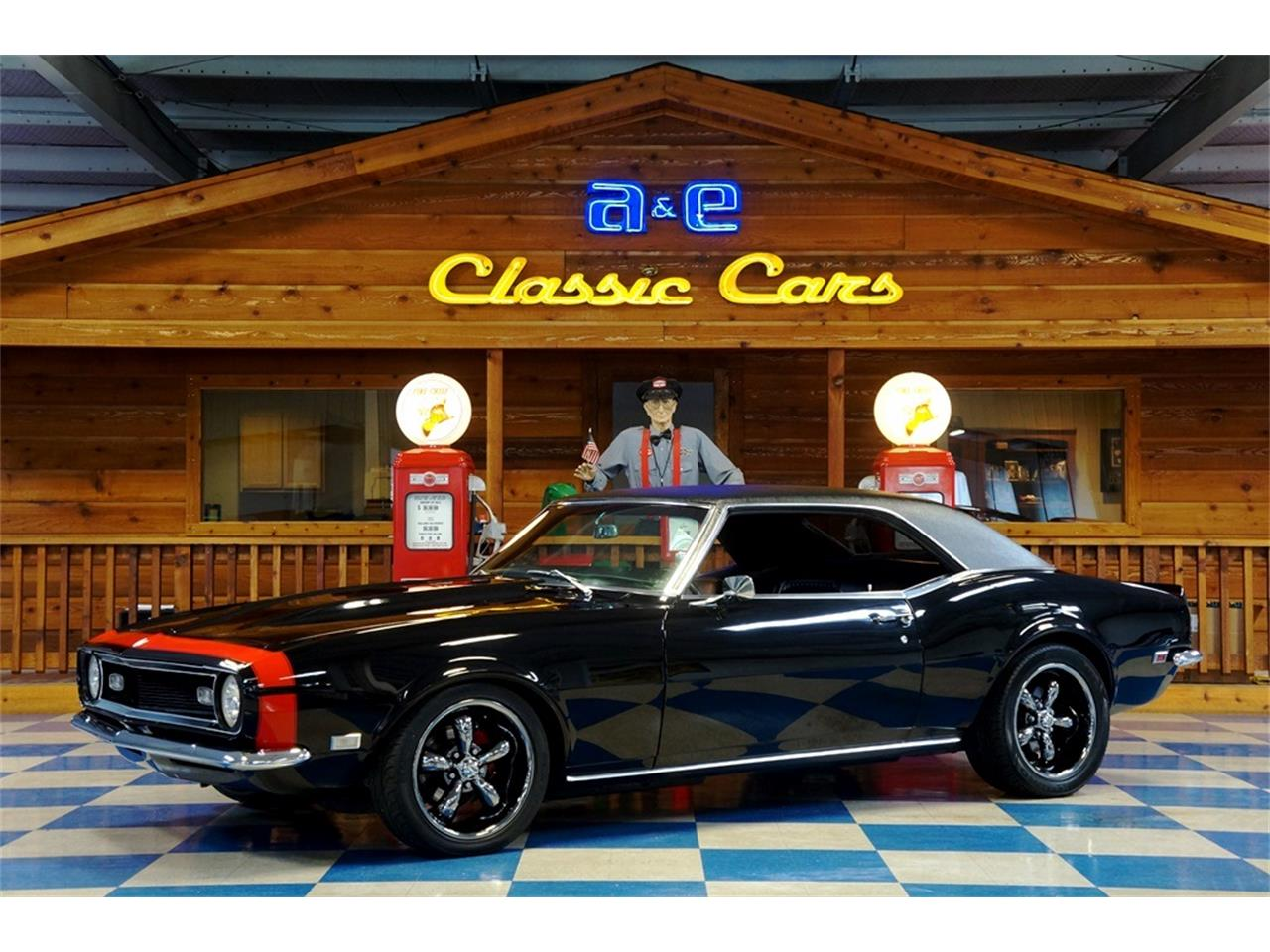 Large Picture of Classic 1968 Camaro located in Texas Offered by A&E Classic Cars - PYA3