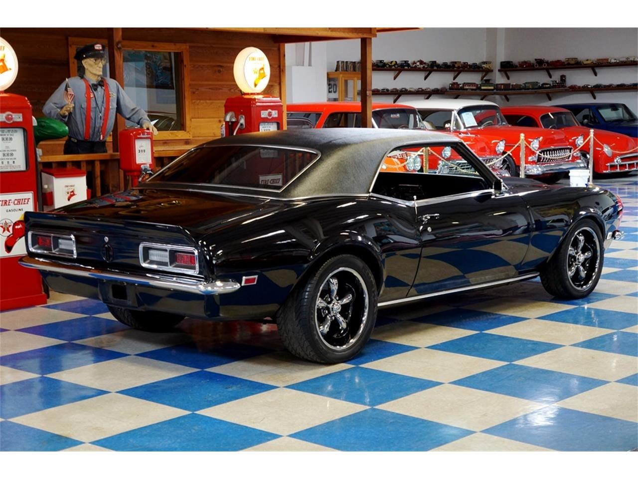 Large Picture of Classic '68 Chevrolet Camaro located in New Braunfels Texas Offered by A&E Classic Cars - PYA3