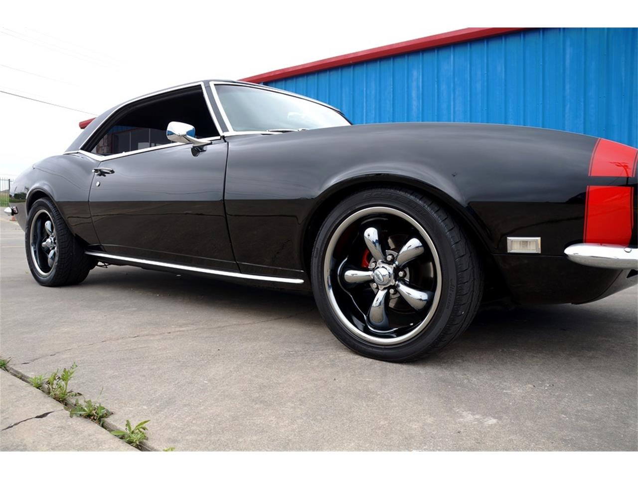Large Picture of Classic 1968 Chevrolet Camaro located in New Braunfels Texas - PYA3