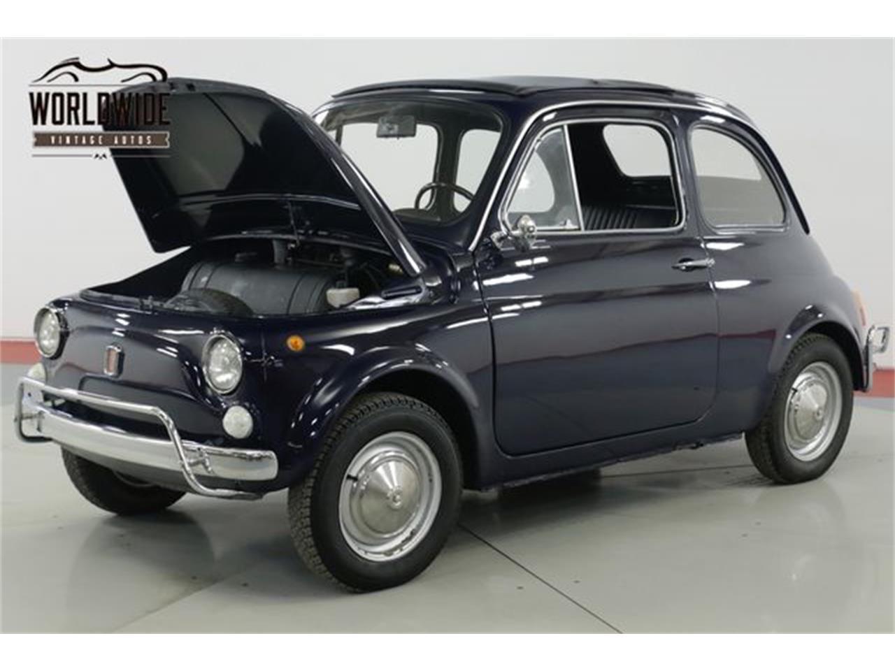 Large Picture of '71 500L - $15,900.00 - Q40U