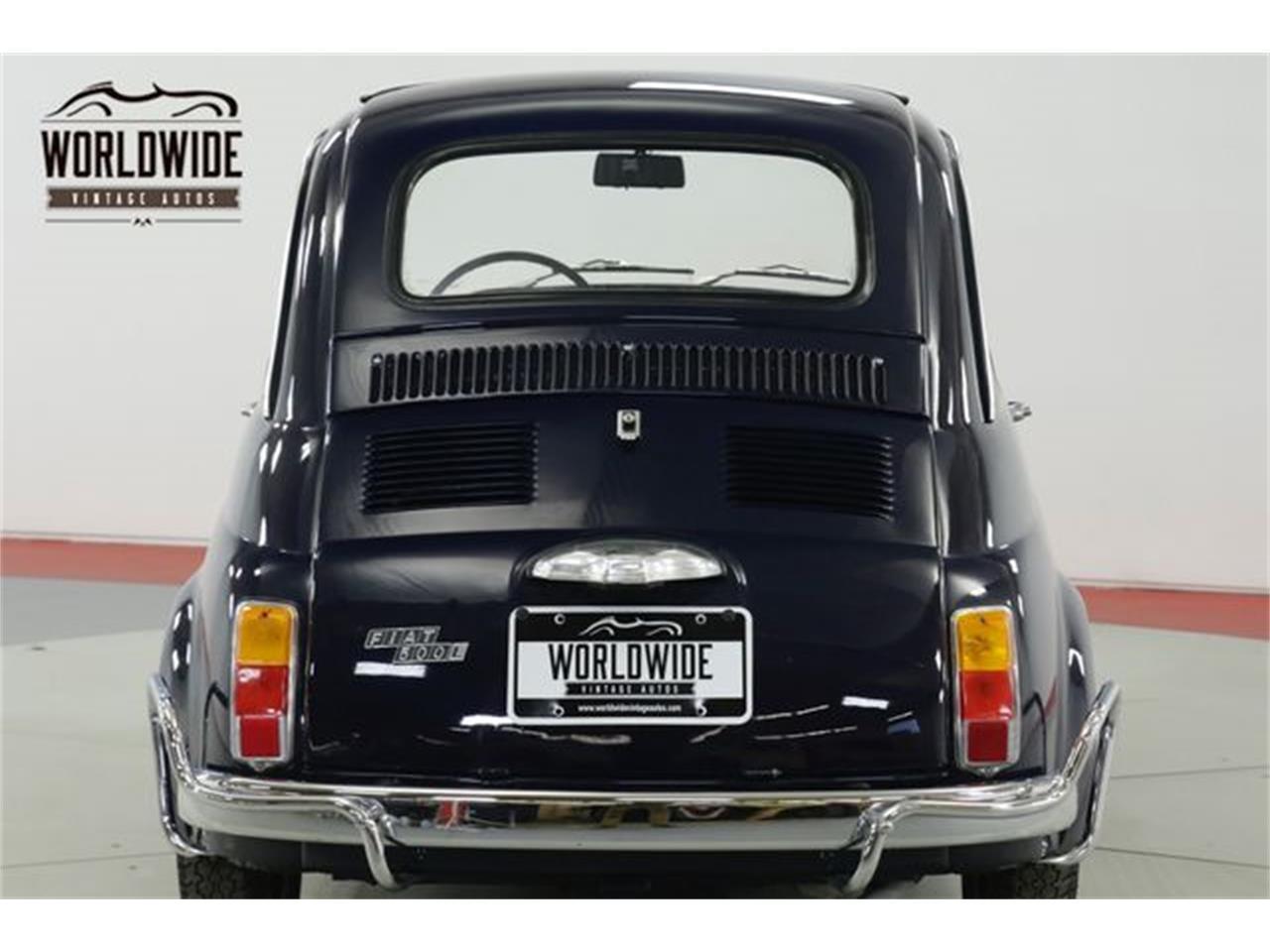 Large Picture of 1971 500L - Q40U