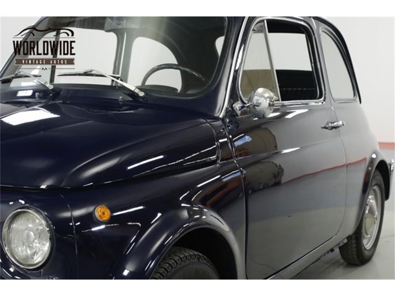 Large Picture of Classic '71 500L - $15,900.00 - Q40U