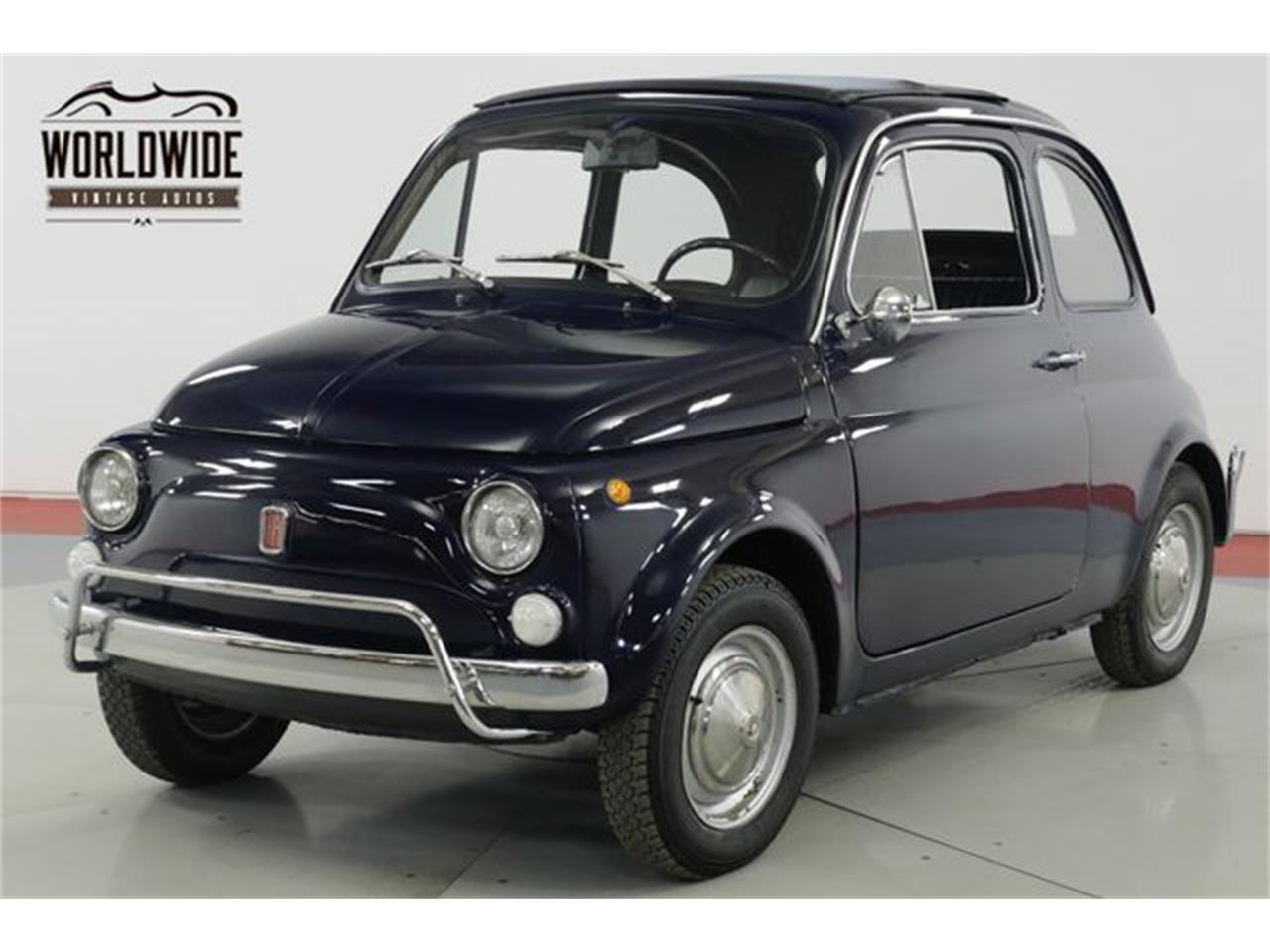Large Picture of Classic 1971 500L located in Colorado - $15,900.00 Offered by Worldwide Vintage Autos - Q40U