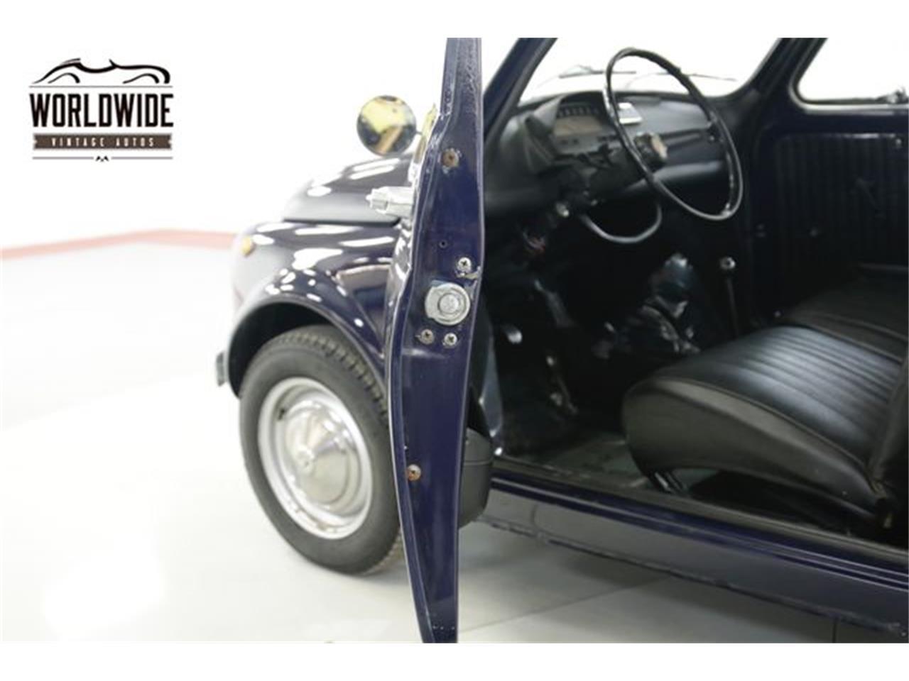 Large Picture of Classic '71 Fiat 500L - Q40U