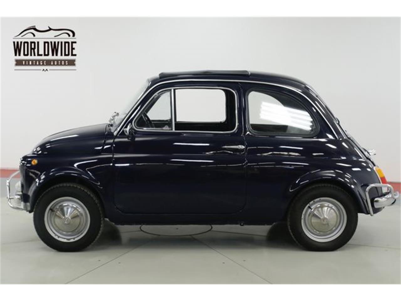 Large Picture of '71 Fiat 500L - $15,900.00 - Q40U