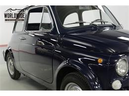 Picture of 1971 Fiat 500L located in Denver  Colorado Offered by Worldwide Vintage Autos - Q40U