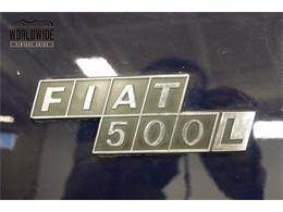 Picture of '71 Fiat 500L located in Colorado Offered by Worldwide Vintage Autos - Q40U