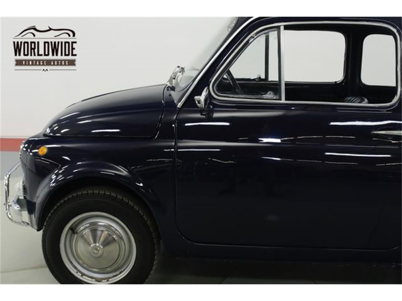 Large Picture of '71 500L Offered by Worldwide Vintage Autos - Q40U