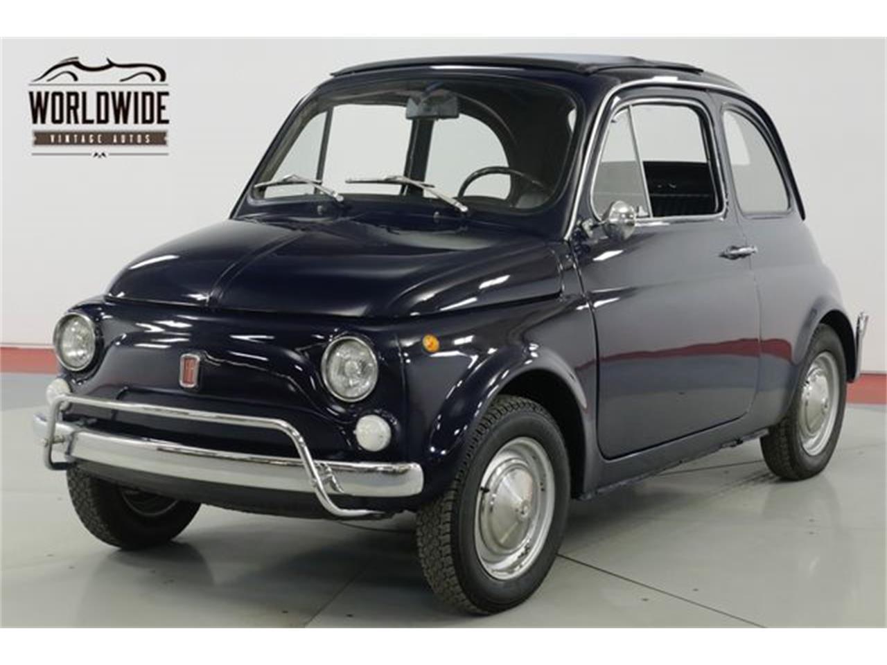 Large Picture of Classic '71 Fiat 500L - $15,900.00 - Q40U