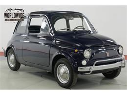 Picture of '71 Fiat 500L located in Colorado - $15,900.00 Offered by Worldwide Vintage Autos - Q40U
