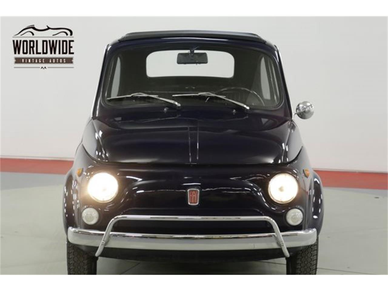 Large Picture of Classic 1971 500L Offered by Worldwide Vintage Autos - Q40U