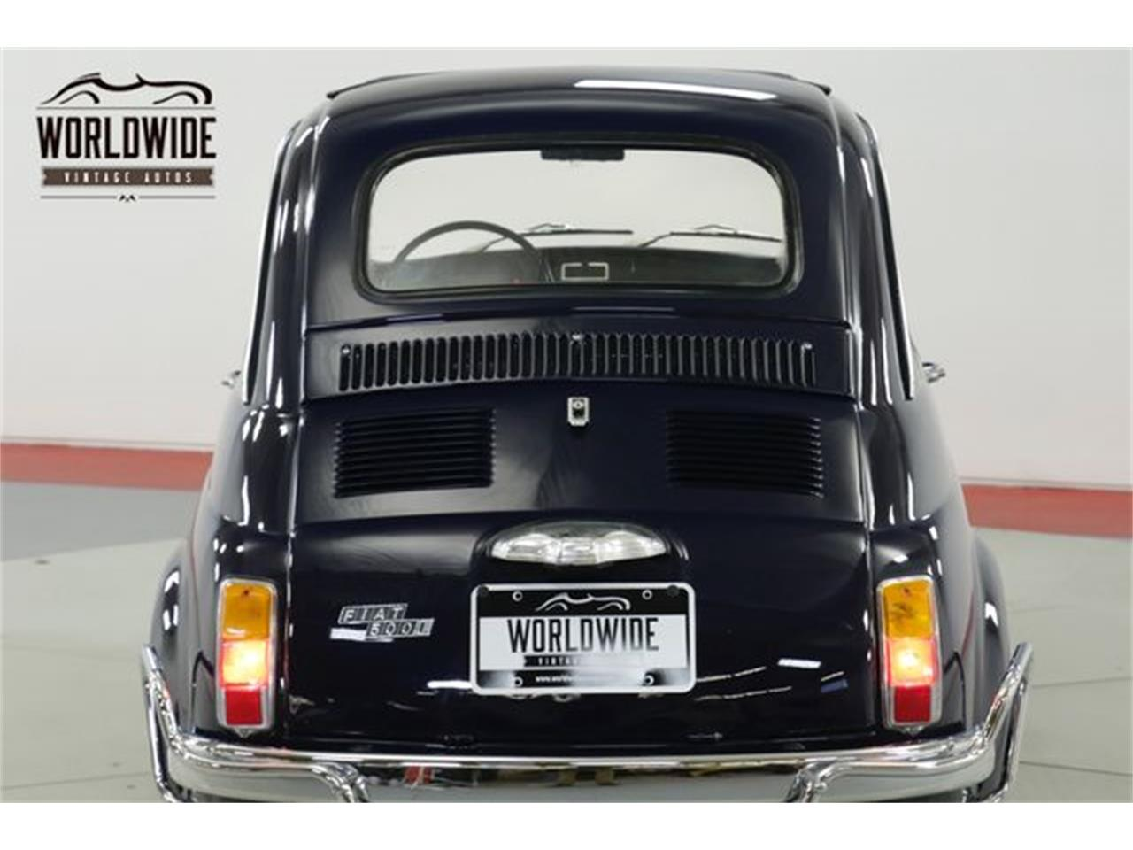 Large Picture of Classic 1971 500L - $15,900.00 Offered by Worldwide Vintage Autos - Q40U