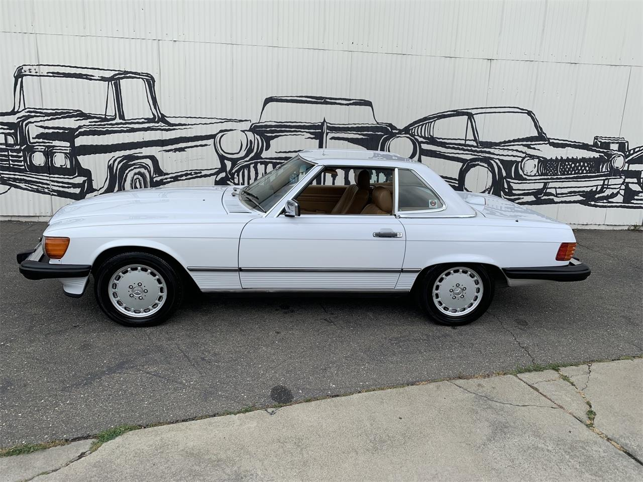 Large Picture of '87 560SL - Q40Z