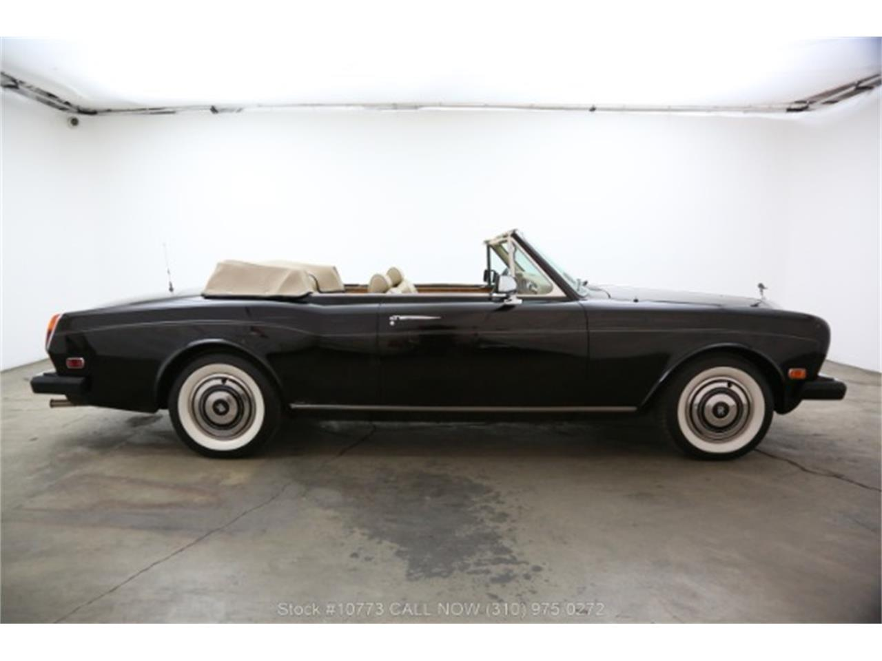 Large Picture of '83 Rolls-Royce Corniche located in California Offered by Beverly Hills Car Club - Q413